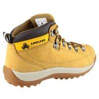 Amblers Safety FS122 Hiker Safety Footwear Honey